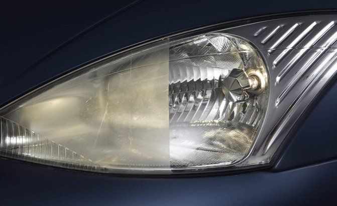 Headlight Restoration Phoenix AZ
